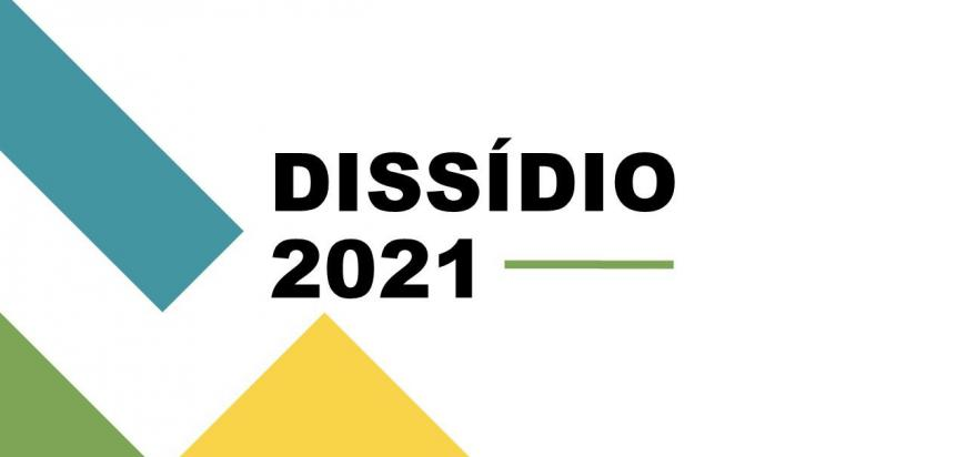 Reunião com a prefeita sobre o Dissídio 2021